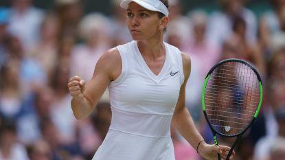 """Ook Simona Halep (WTA-2) past voor de US Open: """"Gezondheid primeert"""""""