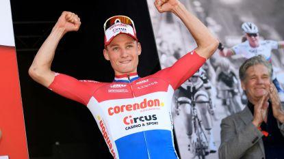 """De gegevens achter de Amstel Gold Race van Mathieu van der Poel: """"Écht indrukwekkend"""""""