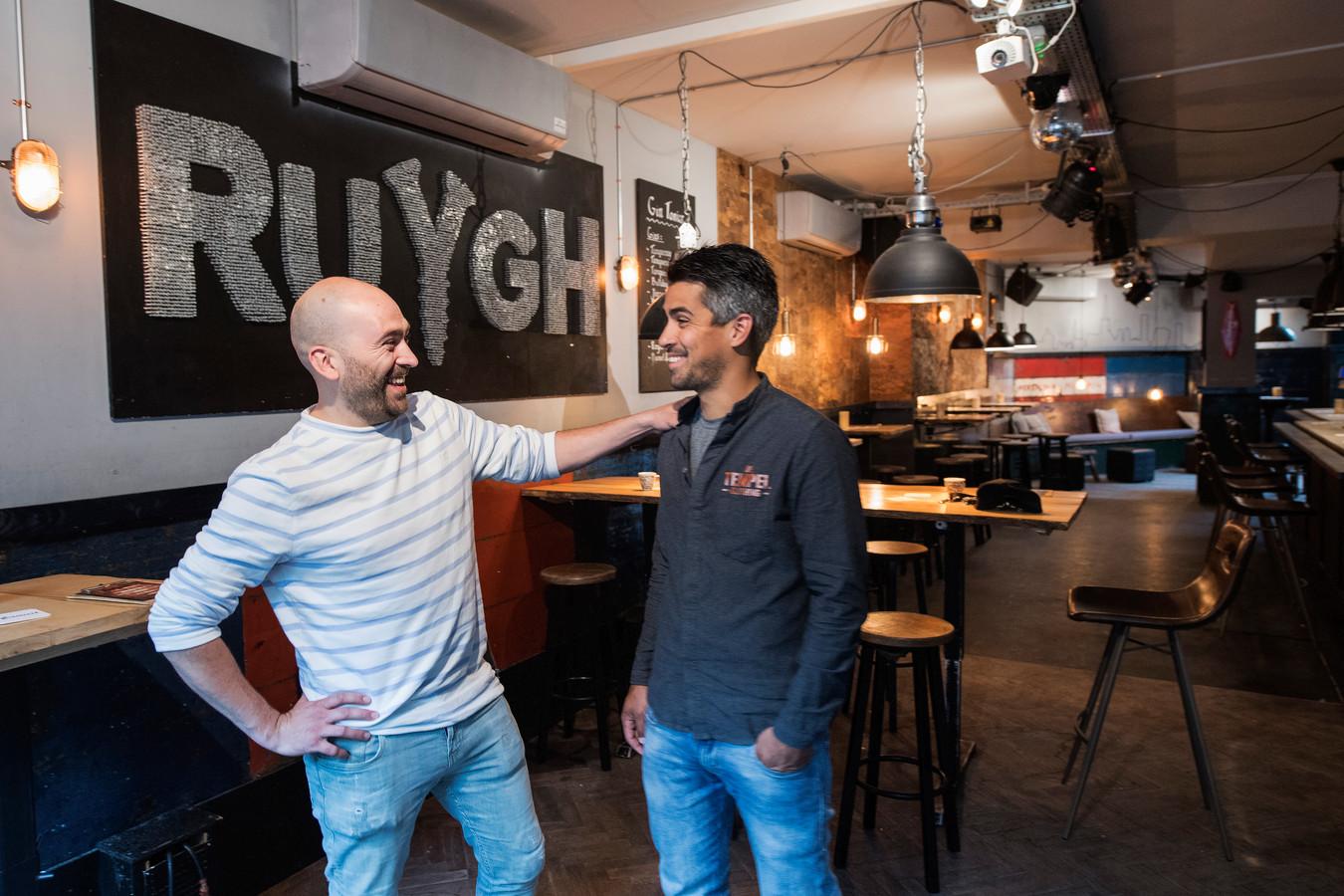 Nijmegen/Nederland:Cafe RuyghDgfotofoto: Bert Beelen
