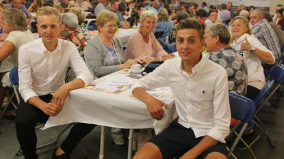 Met 1.100 op vierde eetfestijn Team Merlier