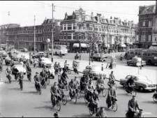 De Zevensprong, waar zeven Haagse wegen samenkomen, is het bonkende hart van toenemende drukte