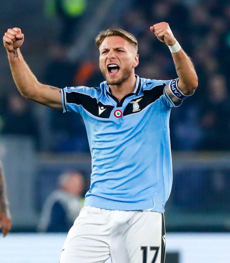 De Vrij met Internazionale onderuit in topper tegen oude club Lazio