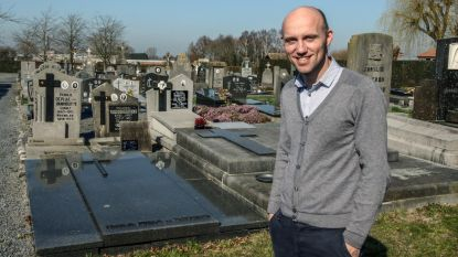 Begraafplaats Sint-Lodewijk krijgt opfrisbeurt, 25-tal urnes moeten wel verplaatst worden