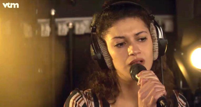 Dina Boshra uit 'The Voice'