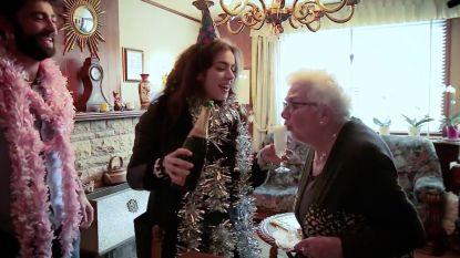 Mariëtte wordt 80 en Sieg en Olga laten dat niet zomaar passeren