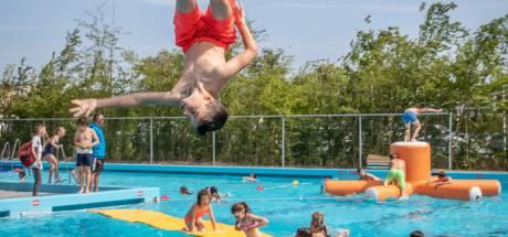 Brandweer waarschuwde voor explosiegevaar in zwembad De Spetter in Tholen