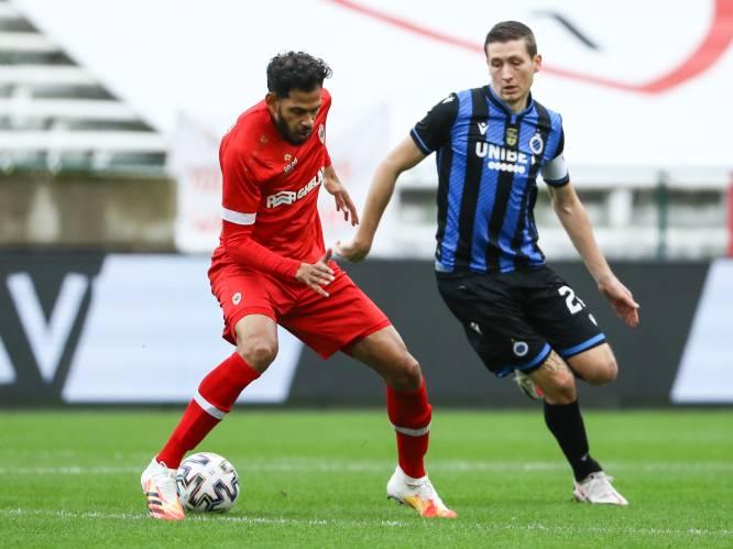 """Antwerp én Club dienen klacht in na racistische tweet richting Haroun: """"Geen sprake van dat die nog in stadion komt"""""""
