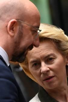 Budget européen: Charles Michel et la Commission ont ressorti les calculettes