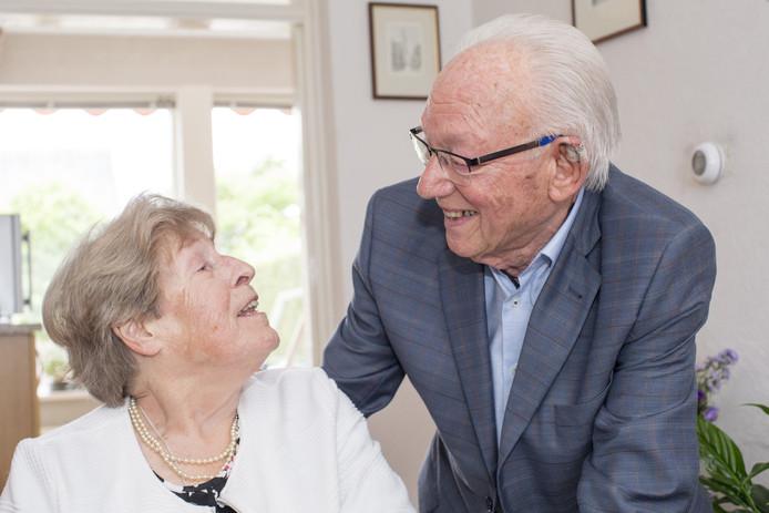 Ans en Henk Witvoet verhuisden in hun leven heel wat keren, tot ze 47 jaar geleden in Borculo neerstreken.