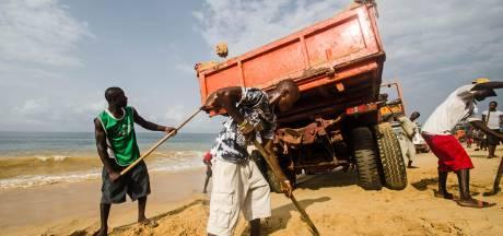 Zand wordt zo schaars als water en leidt tot oorlog