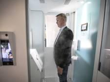 Bedrijf in Almelo maakt bezoeker binnen 17 seconden coronaproof
