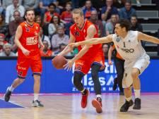 Overbodige Bleeker verruilt New Heroes voor Landstede Basketbal