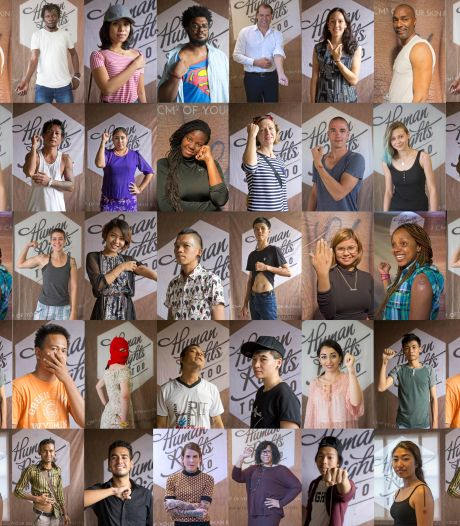 Prestigieuze designprijs 'Red Dot, Grand Prix' voor Tilburgs project Human Rights Tattoo