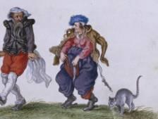 Ilja Mostert licht travestieten door de eeuwen heen uit gemeente-archief Schouwen-Duiveland