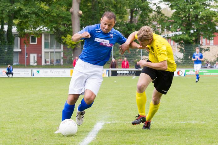 Aram Cantekin (Hengelo) v Chiel Kosterink (Borne)