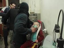 VS en Rusland op oorlogspad in geval van chemische aanval in Syrië