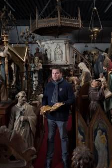 'In de film The Mummy gaat een kerk met onze rekwisieten in vlammen op'