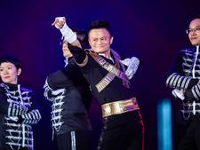 Alibaba-miljardair imiteert Michael Jackson