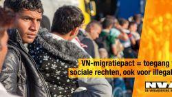"""Gelijk aan Vlaams Belang? """"Nee, want N-VA volgt de regels"""""""