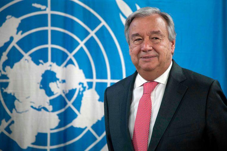 Secretaris-generaal van de Verenigde Naties Antonio Guterres heeft nultolerantie en transparantie inzake seksueel misbruik door militairen en burgers in dienst van de VN beloofd.