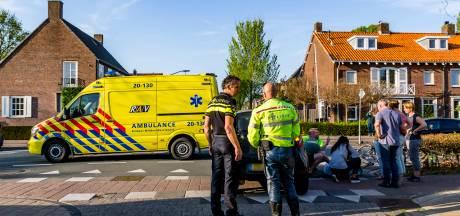Jonge fietsster aangereden door automobilist in Oosterhout