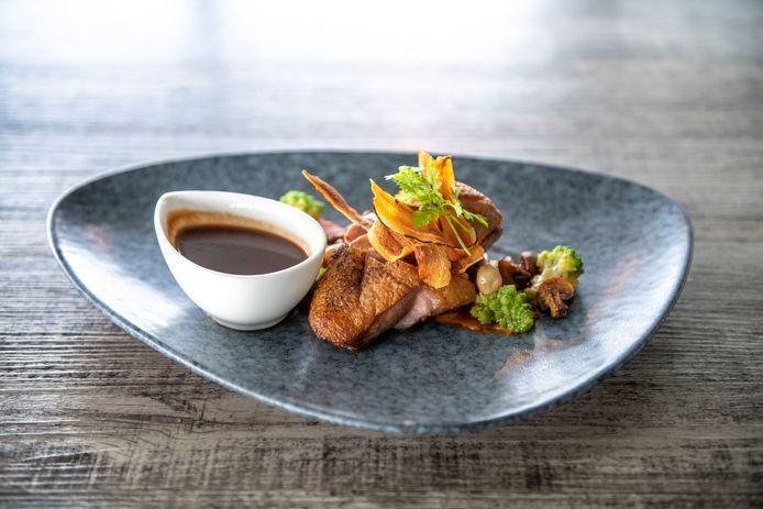 Eendenborst is nu een normaal gerecht in restaurants, dankzij André Daguin. Foto ter illustratie.