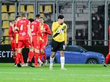 GA Eagles laat weinig heel van NAC Breda op bizarre bekeravond