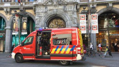 Man (43) verpletterd onder goederenlift overleden