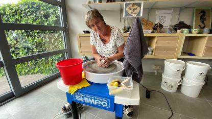"""Waregemse keramiste is ontgoocheld: """"Overal mag je pottenbakken, behalve in onze ateliers"""""""