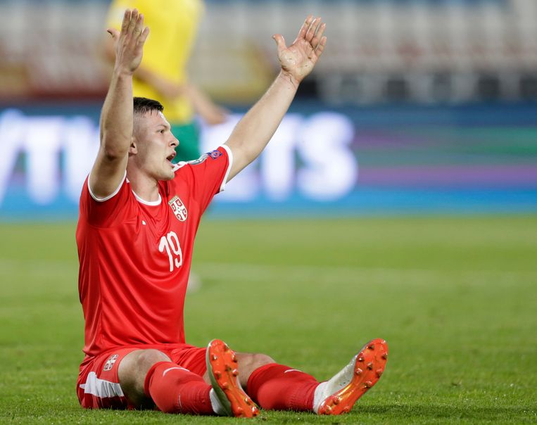 Luka Jovic.