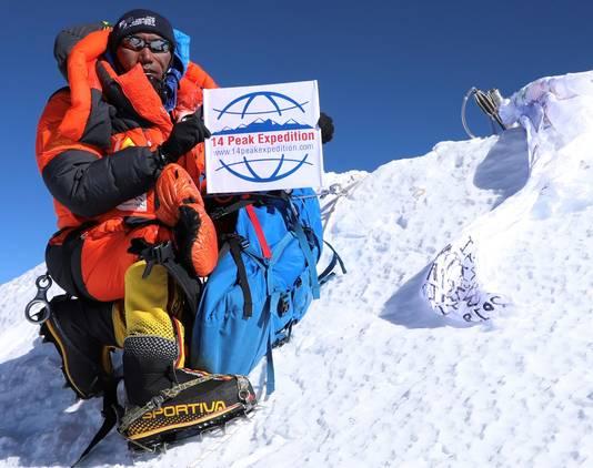Op 15 mei 2019 bereikte Kami Rita voor de 23ste keer de top van de Mount Everest. Later scherpte hij zijn record verder aan.