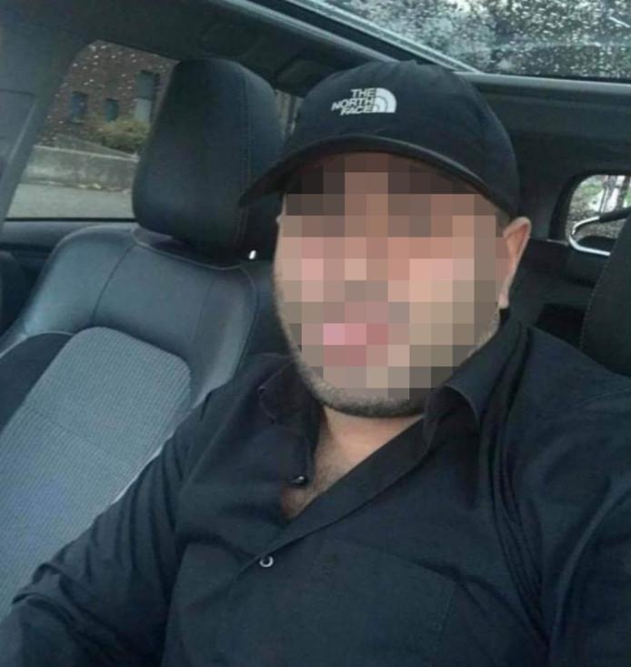 Rotterdammer Bekir E. (31) die wordt verdacht van de moord op de 16-jarige scholiere Humeyra Ergincanli