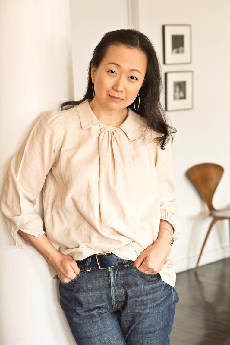 Dat grote ambitie niet hoeft te leiden tot een chaotisch boek, toont 'Pachinko' van de Amerikaanse Min Jin Lee. Beeld Elena Seibert.