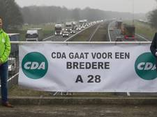 'Verkeersdruk A28 wordt steeds groter'