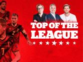 """Onze voetbalpodcast 'Top of the League': """"Holzhauser en Refaelov hebben in de strijd om de Gouden Schoen iets meer dan de anderen"""""""