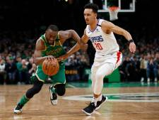 Boston Celtics wint topper na dubbele verlenging