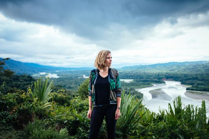 2020 TV programma De Amazone Sandra Korstjens