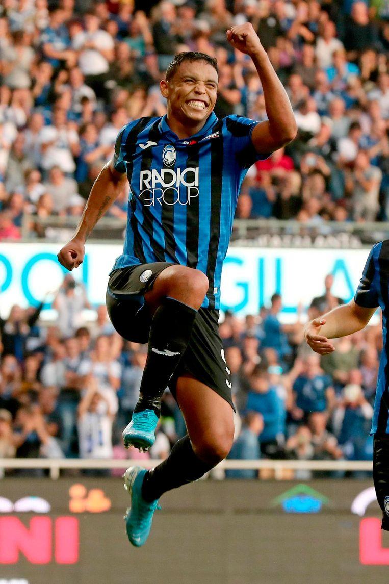 Luis Muriel scoorde drie keer.