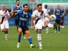 LIVE | Bologna met drie Nederlanders op voorsprong bij Internazionale