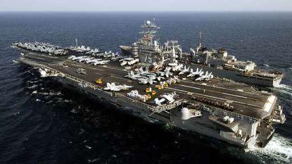 VS vuurden bijna op 'provocerende' Iraanse schepen