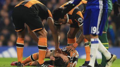 FT buitenland: Schedelbreuk betekent einde carrière recordaankoop Hull City - Strengere transferregels in China