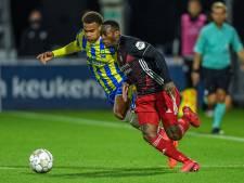 Derde gelijkspel op rij voor Feyenoord, Jørgensen direct na goal gewisseld