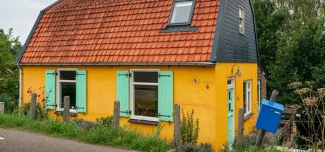 Geel huis op Zuilichemse dijk mag geel blijven