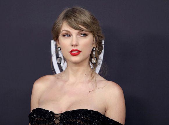 Taylor Swift kreeg maar één Grammy-nominatie.