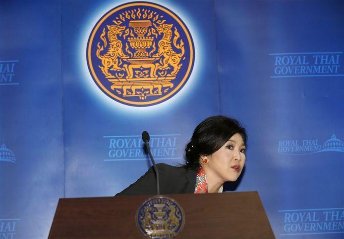 Yingluck Shinawatra. EPA