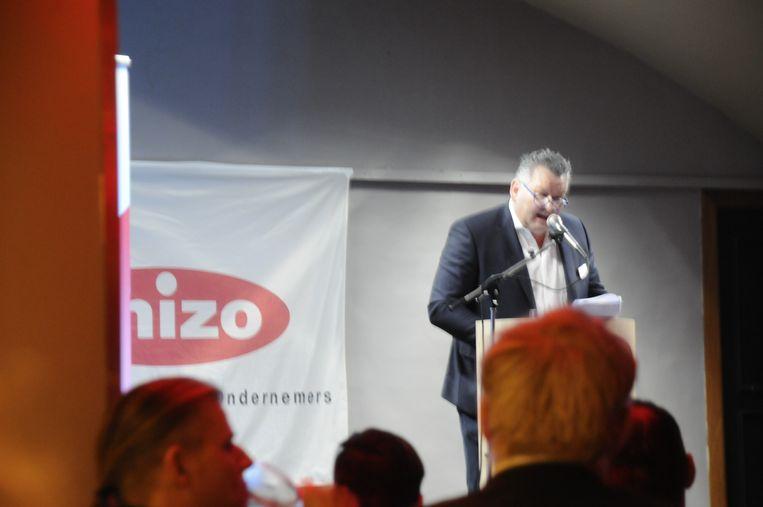 Geert Grootjans speecht op Unizo Hageland nieuwjaarsreceptie.
