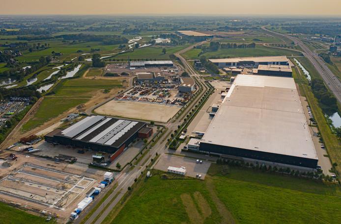 Het XL Businesspark tussen Almelo en Bornerbroek.