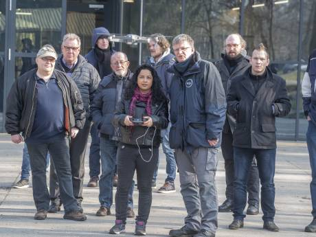 Opleiding tot dronepiloot in Enschede flopt: iedereen haakt af