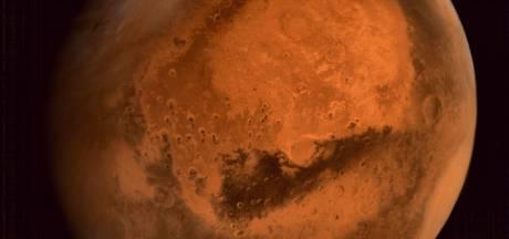 In 2033 mensen op Mars, zegt het Amerikaanse Congres