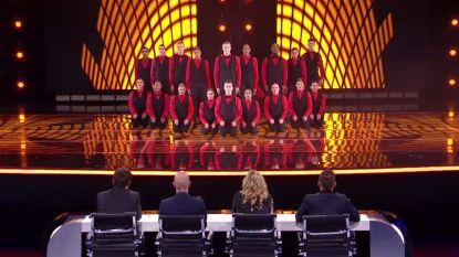 Opnieuw krijgen twee acts een plekje in de finale van 'Belgium's Got Talent'